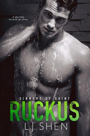 Ruckus (Sinners of Saint #2)